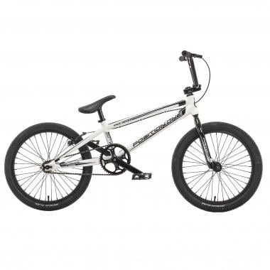 BMX POSITION ONE RACE Pro Blanc