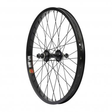 Roda Dianteira POSITION ONE FREE PRO Eixo 10 mm Parede Dupla Preto