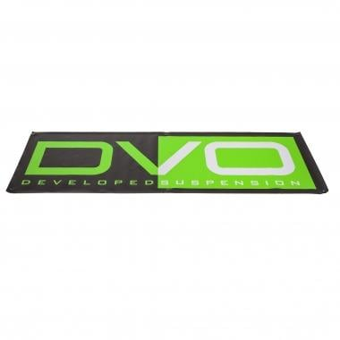 """Bandera DVO 6x2"""" Negro"""