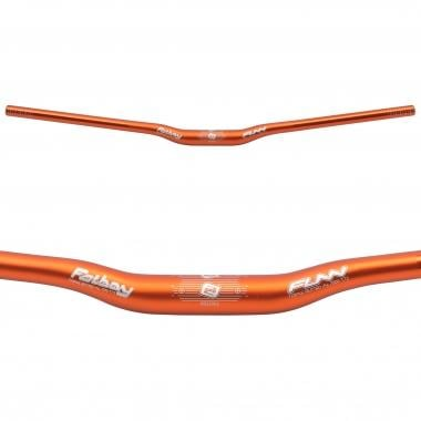 Cintre FUNN FATBOY Rise 15  mm 31,8/810 mm Orange