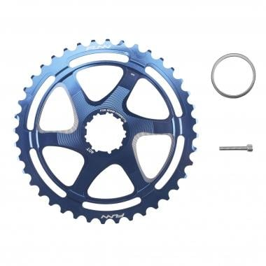 Kit de Conversion 40/42 Dents FUNN pour Cassette 10V Sram Bleu