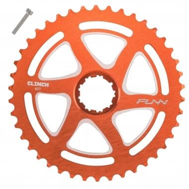 Kit de Conversion 40/42 Dents FUNN pour Cassette 10V Sram Orange