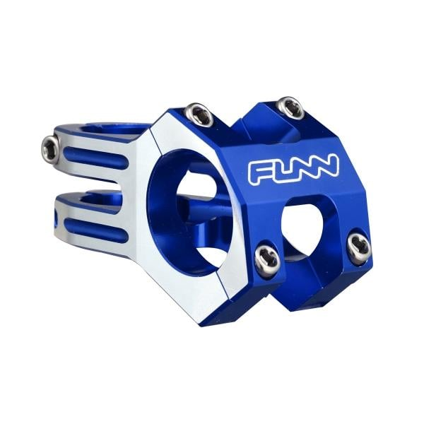 FUNN FUNNDURO Stem 0° Blue