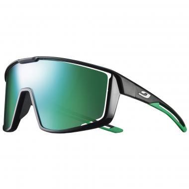 JULBO FURY Sunglasses Black/Green Iridium 2020