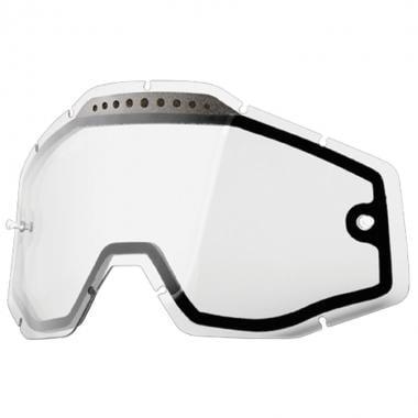 Écran pour Masque 100% VENTED DUAL Clear
