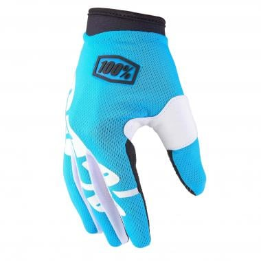 Guantes 100% ITRACK Azul