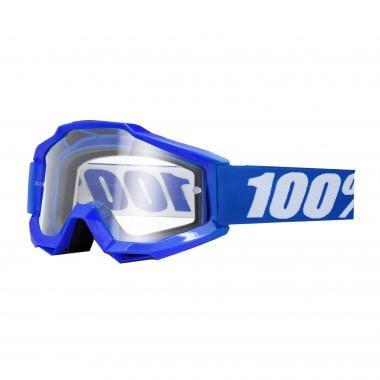 Gafas máscara 100% ACCURI OTG REFLEX BLUE Lente transparente