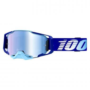Masque 100% ARMEGA ROYAL Bleu Écran Iridium 2020