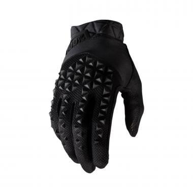 Gants 100% GEOMATIC Noir