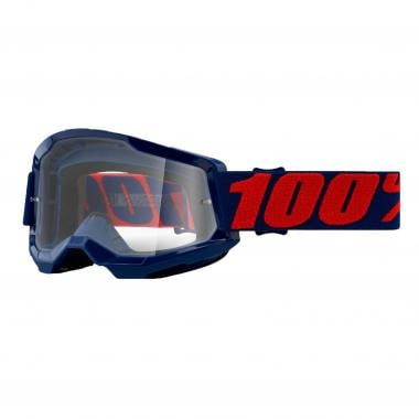 Masque 100% STRATA 2 MASEGO Bleu Écran Transparent 2021