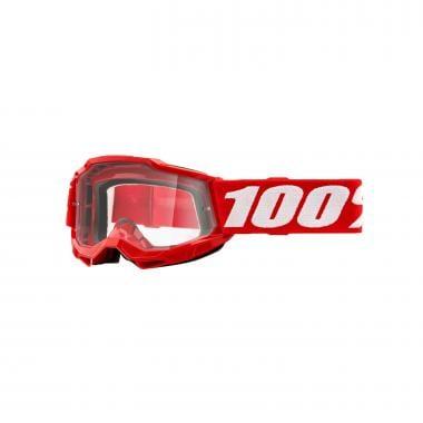 Masque 100% ACCURI 2 Enfant Rouge Écran Transparent 2021