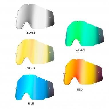 Ecrã 100% MIRROR para Máscaras RACECRAFT, ACCURI e STRATA