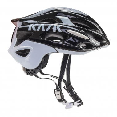 Casque KASK MOJITO Noir/Blanc