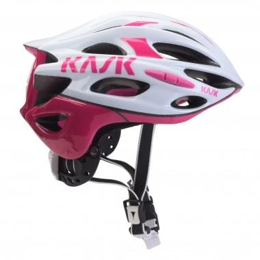 Casque Route KASK MOJITO Blanc/Rose