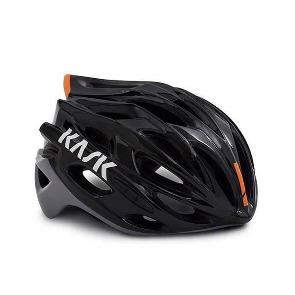 Kask Mojito Casque noir et orange taille XL