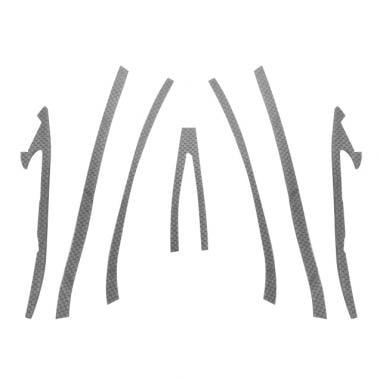 Mousses de Casque KASK VALEGRO Gris
