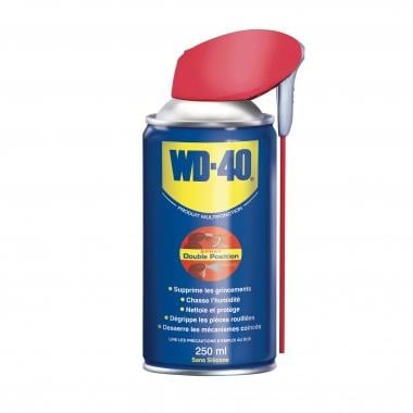 Lubrifiant WD-40 (250 ml) Double Spray