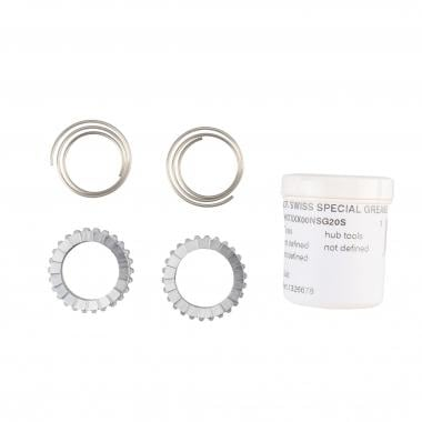 Kit Rochets + Ressorts  DT SWISS RATCHET SL 18 Dents
