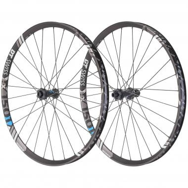 "DT SWISS HX 1501 SPLINE HYBRID 27.5"" Wheelset 15x110 mm Front Axle - 12x148 mm Rear Axle Boost + XD"