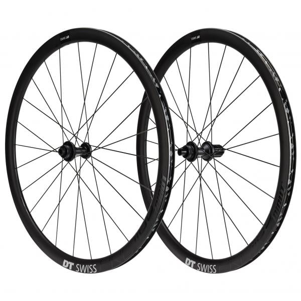 Dt Swiss Prc 1100 Dicut 35 Disc Clincher Wheelset Center Lock