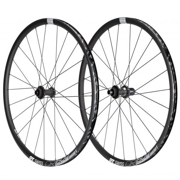 Dt Swiss Cr 1600 Dicut 25 Disc Clincher Wheelset Center Lock