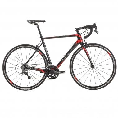 Bicicleta de carrera CBT ITALIA NECER Campagnolo Xenon 34/50 Negro/Rojo 2016