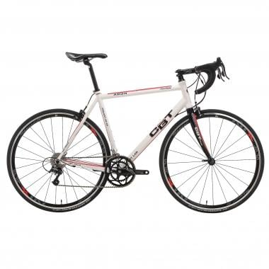 Bicicleta de carrera CBT ITALIA ADON Campagnolo Xenon 34/50 Blanco/Rojo 2016