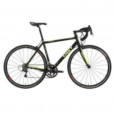Vélo de Course CBT ITALIA ADON Campagnolo Xenon 34/50 Noir/Jaune 2016