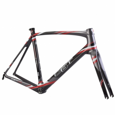 Cadre Route CBT ITALIA OBSESSION Noir/Anthracite