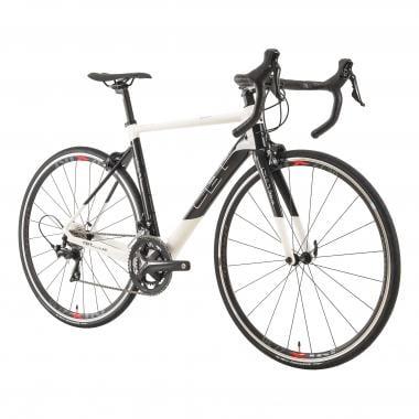 Bicicleta de Corrida CBT ITALIA NECER Shimano 105 Mix 34/50 Preto/Branco 2018