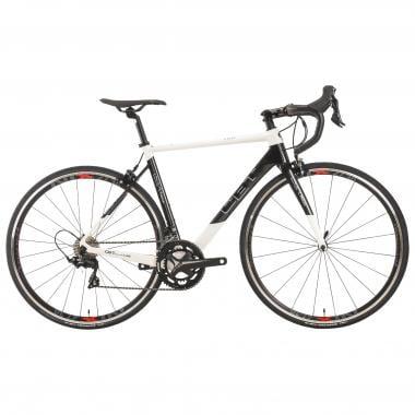 Vélo de Course CBT ITALIA NECER Shimano 105 Mix 34/50 Noir/Blanc 2018