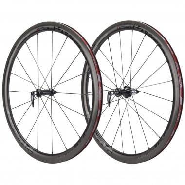 Par de ruedas VISION METRON 40 Para cubiertas Negro 2016