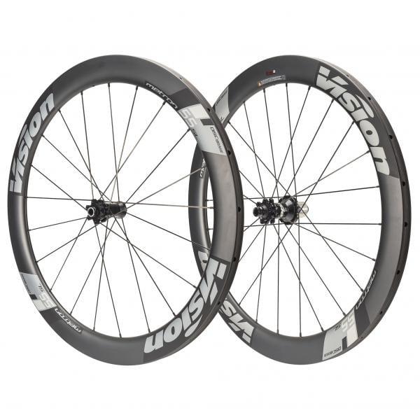 Vision Metron 55 Sl Disc Tubular Wheelset 6 Bolt