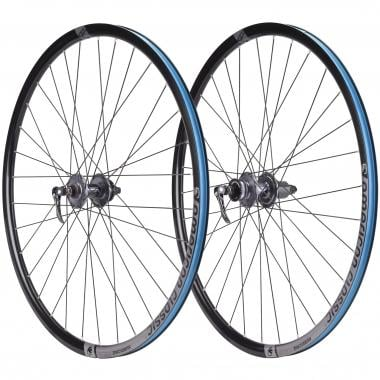 Paire de Roues AMERICAN CLASSIC HURRICANE DISC Tubeless (Center Lock)