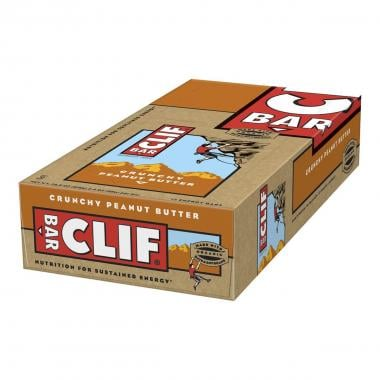 Pack de 12 barritas energéticas CLIF BAR CLIF BAR (68 g)