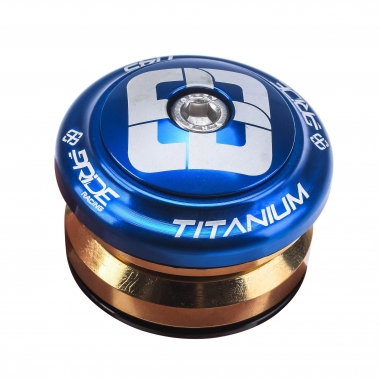 Dirección integrada PRIDE RACING TI45 TITANIUM