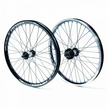 Par de ruedas PRIDE RIVAL PRO SX 24