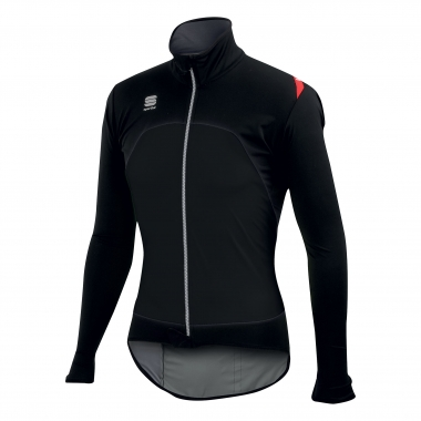 Chaqueta SPORTFUL FIANDRE LIGHT Negro