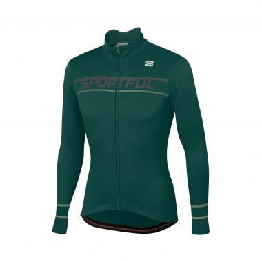 Maillot SPORTFUL GIRO THERMAL Mangas largas Verde 2019