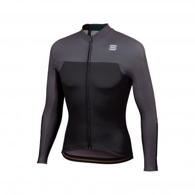 Maillot SPORTFUL BODYFIT PRO THERMAL Mangas largas Negro/Gris 2019