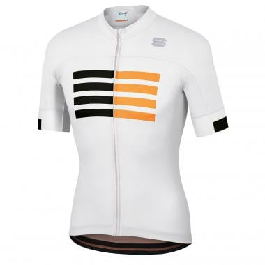 Maillot SPORTFUL WIRE Manches Courtes Blanc