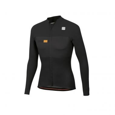 Maillot SPORTFUL BODYFIT PRO THERMAL Manches Longues Noir/Or