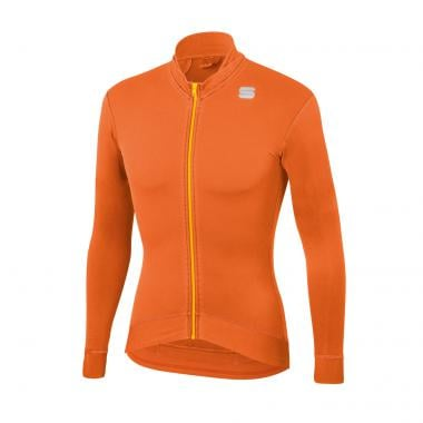 Maillot SPORTFUL MONOCROM THERMAL Manches Longues Orange