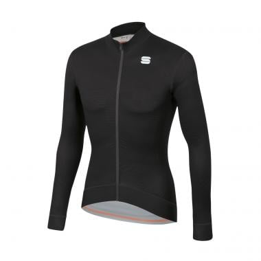 Maillot SPORTFUL LOOM THERMAL Manches Longues Noir
