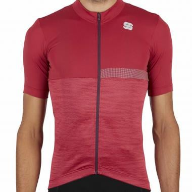 Maillot SPORTFUL GIARA Manches Courtes Rouge 2021