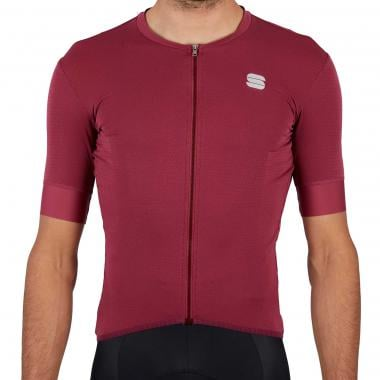 Maillot SPORTFUL MONOCROM Manches Courtes Rouge 2021