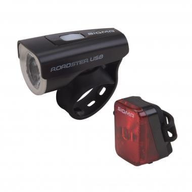 Éclairage Avant SIGMA ROADSTER USB K-SET