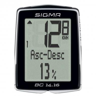 Ciclocomputadora SIGMA BC 14.16