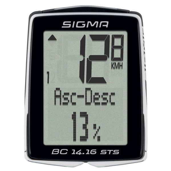 Sigma BC 23.16 STS Triple Sans Fil Cyclisme Ordinateur