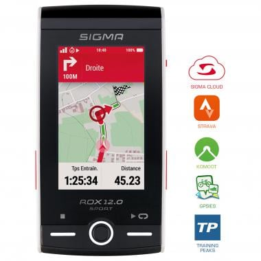 GPS SIGMA ROX 12.0 BASIC Branco